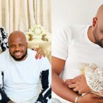 Singer Sinach and Husband Joyfully Dedicate Their Baby After Giving Birth At 46