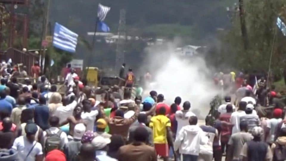 Cameroon - Above 8,000 Cameroonians Fled To Nigeria Due To Islamic Rioting