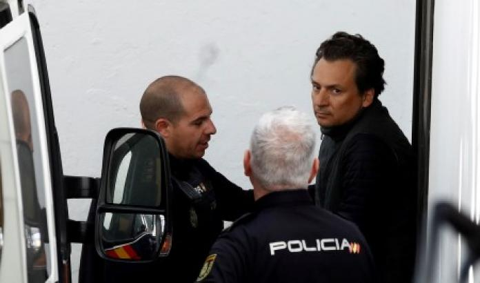 Ex-boss of Mexico's PEMEX oil jailed in Spain pending extradition