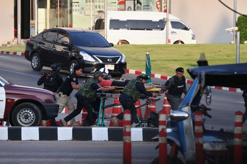 Thailand shooting: Angry Soldier kills 20 in gun rampage
