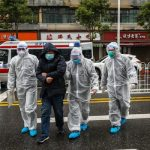 China Hard-hit city bans residents going out to curb spread of coronavirus