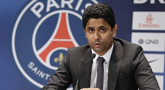 PSG president charged over Fifa rights awards