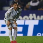 Eden Hazard fractures ankle again, to miss UCL clash with Man City