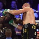 Deontay Wilder Fires Trainer,Blames His Heavy Costume For Fight Loss