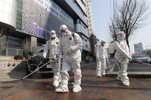 South Korea to launch mass coronavirus testing, U.S. pledges $1 billion for vaccine