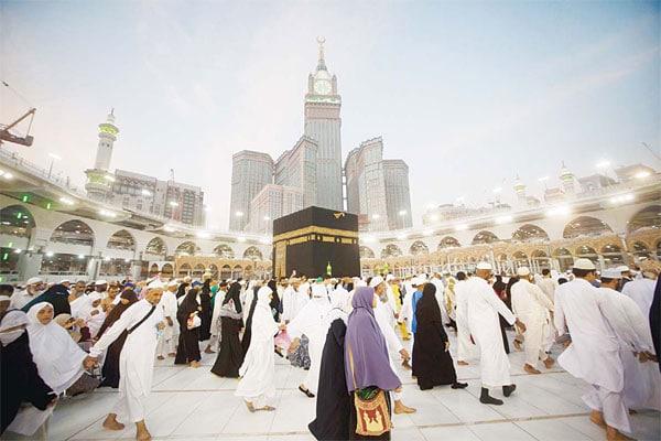 Saudi Arabia Bans pilgrimage entry visas over coronavirus fears