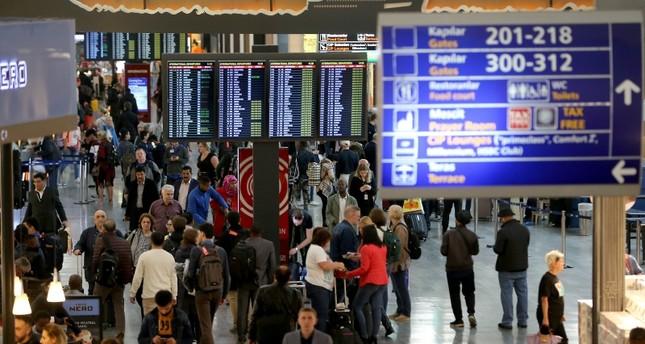 TURKEY TO ALLOW VISA-FREE TRAVEL FOR 6 MORE EUROPEAN COUNTRIES