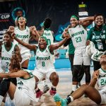 Joy As Nigerian D'Tigress Qualify For Tokyo 2020 Olympics
