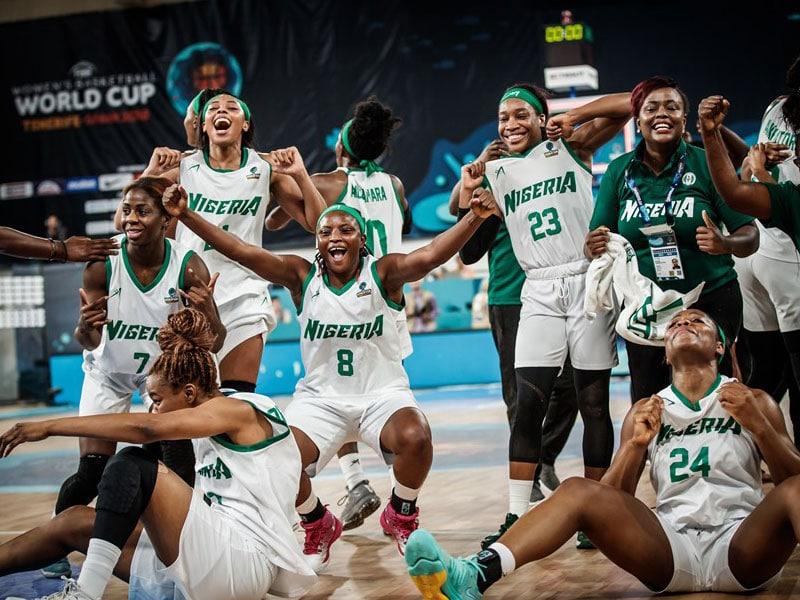 Nigerian D'Tigress Qualify For Tokyo 2020 Olympics