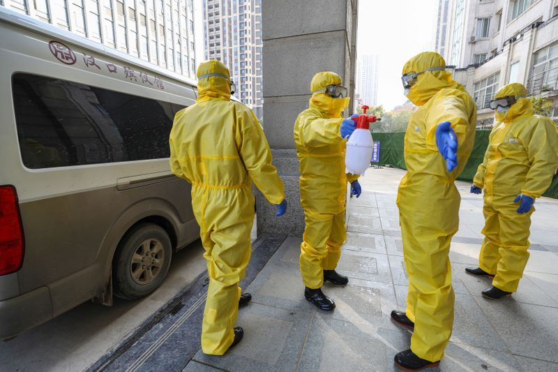 Coronavirus deaths Supersedes Sars fatalities in 2003