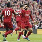 Salah and Mane push Liverpool back to winning ways