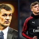 Coronavirus - AC Milan director Paolo Maldini and son test positive