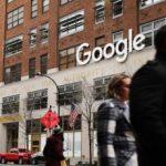Google tells staff to work at home due to coronavirus