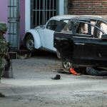 Mexico -Nine killed In Bloody Shootout with Police