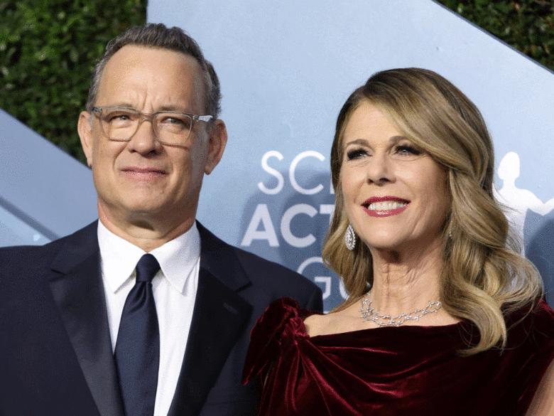 Hollywood Actor, Tom Hanks And Wife Rita Test Positive To Coronavirus