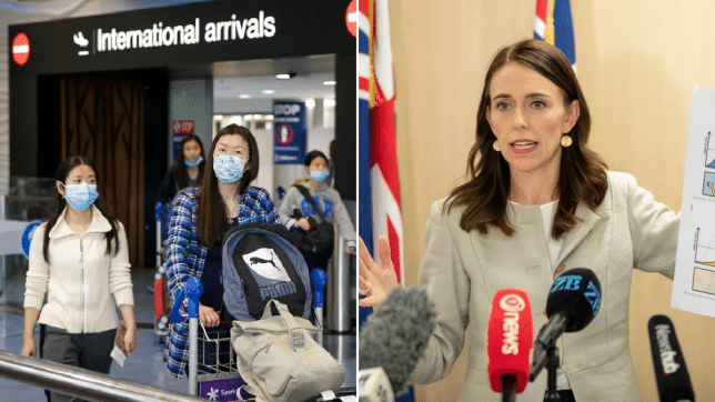 New Zealand tells overseas arrivals to self-isolate for 14 days