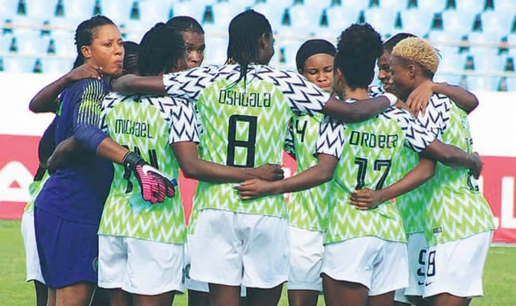 FIFA: Nigeria's Super Falcons Rank First In Africa