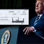 Bravo - President Trump Donates His $100,000 Salary To Help Fight Coronavirus