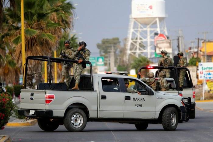 About 19 killed in Mexico gang clash