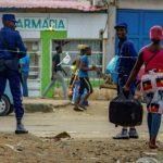 'Better die of this disease than starve': Angolans defy virus lockdown