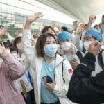 China reports no daily Coronavirus deaths for first time