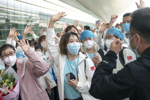 Coronavirus: China reports no daily Coronavirus deaths for first time