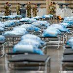 In US - More than 2,000 People Die of coronavirus in one day