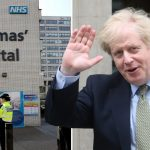 UK PM Boris Johnson continues recovery, UK Virus death toll nears 10,000