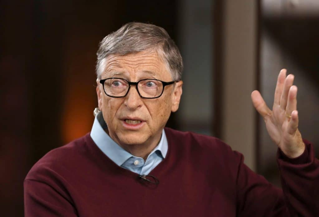 Bill Gates Set to reach 7bln people with potential coronavirus vaccine