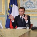 President Macron extends France's lockdown until May 11