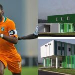 Ivorian Football Legend, Drogba Release His Hospital As COVID-19 Treatment Centre (Photos)