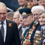 President Putin postpones Russia's WW2 victory parade