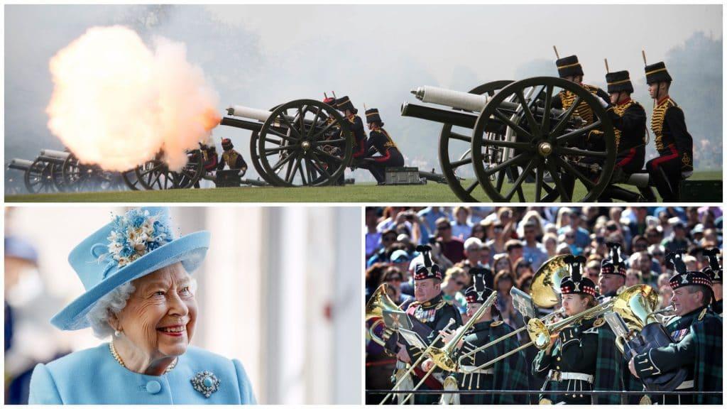 No gun salute to mark Queen's birthday amid Coronavirus Surge