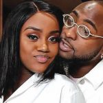 Singer Davido's fiancee, Chioma recovers, test negative to coronavirus