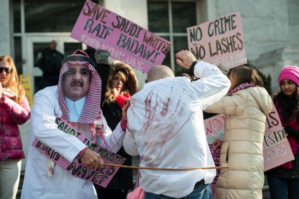 Saudi Arabia abolishes flogging as a punishment