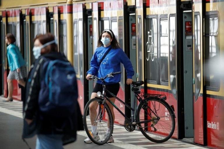 France mandates masks for schools and transport