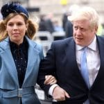 Weeks after Surviving Covid-19, British PM becomes Father again