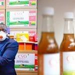 Guinea-Bissau receives Madagascar Coronavirus 'cure' meant for ECOWAS