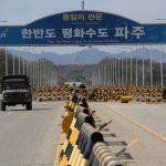 North and South Korea exchange gunfire across border: Seoul