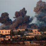 Syria overnight strikes kill 14 Iranian