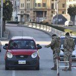 Lebanon extends curfew amid rise in coronavirus cases