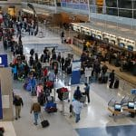 Major U.S. airlines endorse temperature checks for all passengers