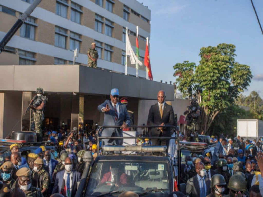 Top Malawi court upholds poll rerun, rejects president's appeal