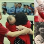 In China - Man kidnapped as child reunited with parents after 32 years
