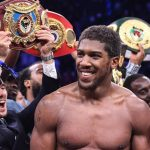 Heavyweight champion Anthony Joshua is No. 2 On The List Of Richest Sports People