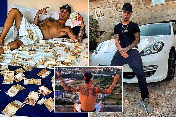 Rapper Killed Shortly After Flaunting Wads of Cash and Gold on Social Media