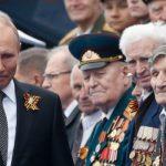 Russia virus peak 'passed', President Putin orders WWII parade in June