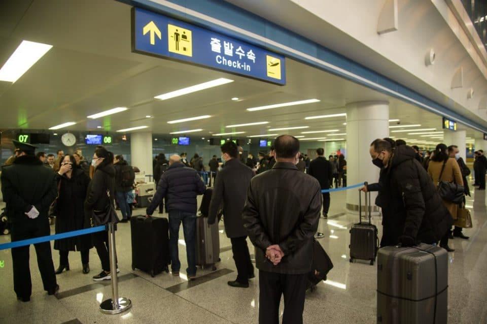Covid-19:UK Shuts Down Embassy and Evacuates Diplomats In North Korea