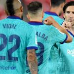Lionel Messi sets new La Liga record in Barcelona win over Mallorca