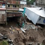 In El Salvador: News World Tropical storm Amanda leaves 9 dead officials says
